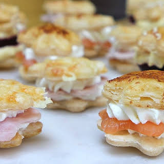 Puff Pastry Party Bites.