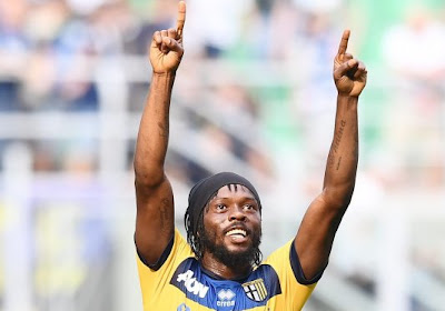 Serie A: Gervinho renvoyé dans le noyau B par Parme