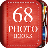 68 Photo Albums - PhotoBooks, photo calendar book