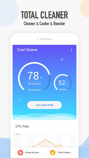 Total Cleaner 1.0.7 screenshots 1