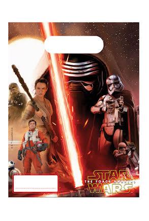 Star Wars The Force Awakens Kalaspåse