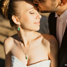 Wedding photographer Kseniya Egorova (FrauZolden). Photo of 18.11.2015