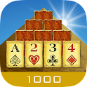 Pyramid 1000 - Solitaire Game
