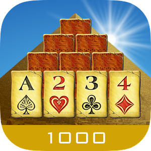 Pyramid 1000 – Solitaire Game for PC and MAC