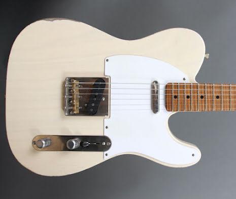 Xotic XTC-1 White Blonde Ash Medium Aging