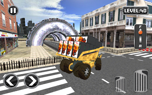 Master Transporter Driving 3D- screenshot thumbnail