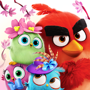 Download Android Game Angry Birds Match for Samsung