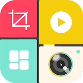 Insta Square Maker  blur edit