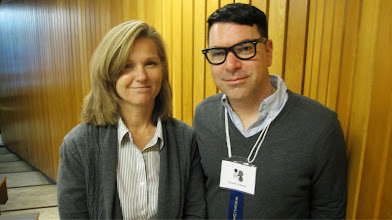 Photo: Day 2 - Linda Chubak & Tyson Seburn