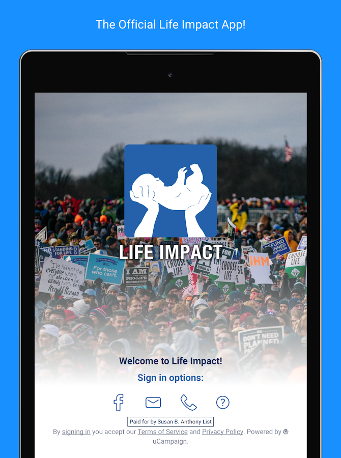 Life Impact- screenshot