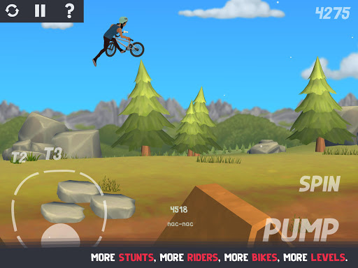 Pumped BMX 3 - screenshot