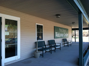 Photo: At the Point Sebago Welcome Center