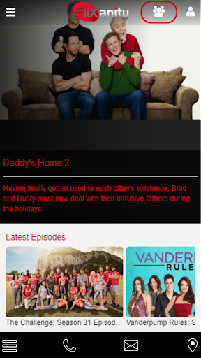 Flixanity Tv 1.1.0 screenshots 1