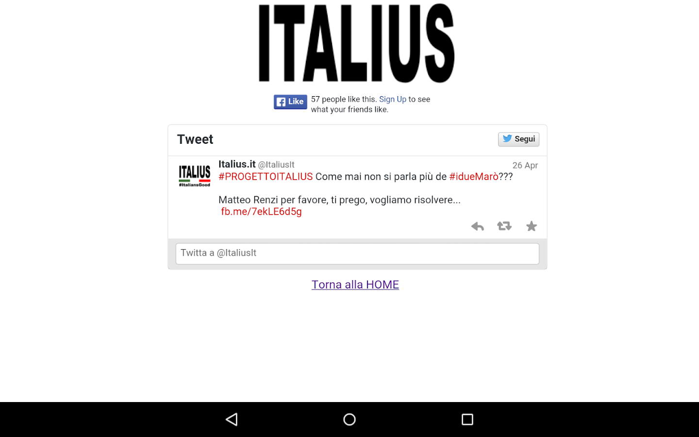 ITALIUS- screenshot