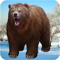 Bear Simulator Jungle Attack icon