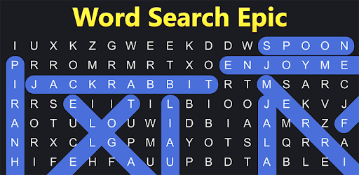 Word Search Epic Apps On Google Play
