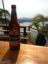 Photo: Local Ugandan beer