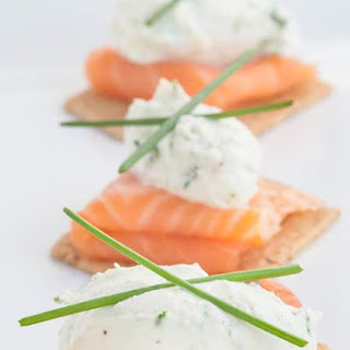 Smoked Salmon Goat Cheese Appetizer Recipes
