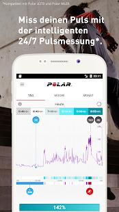 Polar Flow – Synchronisieren & Analysieren Screenshot