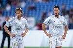 Eden Hazard mist seizoensopener Real Madrid door enkelblessure