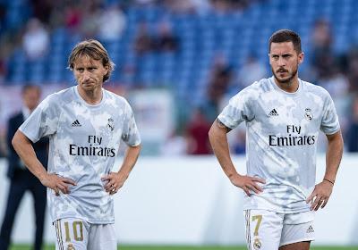 Le Real sans Eden Hazard, grande première pour le fils de Santiago Canizares