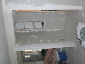 Photo: PAJ Enterprises // Jan '12 - Mar '12 (2 Months)  Project  responsibility, carpentry work,  `sheet rocking, dry wall, painting, doors installment