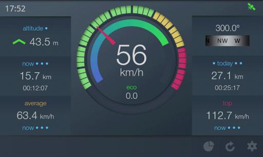 EcoDrive Free Speedometer screenshot 11