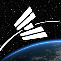 ISS on Live: ISS Tracker and Live Earth Cams icon
