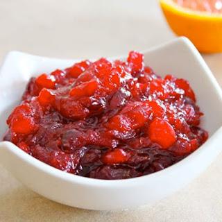 Goji-Cranberry Sauce