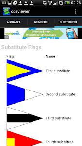 Free Maritime Flags App screenshot 3