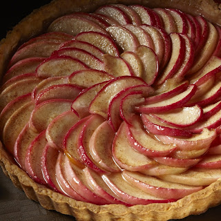 Cinnamon Apple Tart Recipe