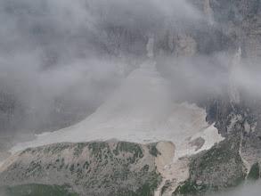 Photo: Ghiacciaio del Montasio