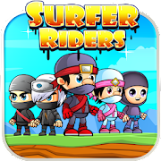 Surfer Riders 2019