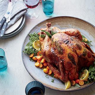 Roast Turkey with Pepperoni.
