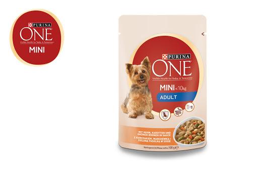 Bild für Cashback-Angebot: Purina ONE® MINI Adult 100g - Purina