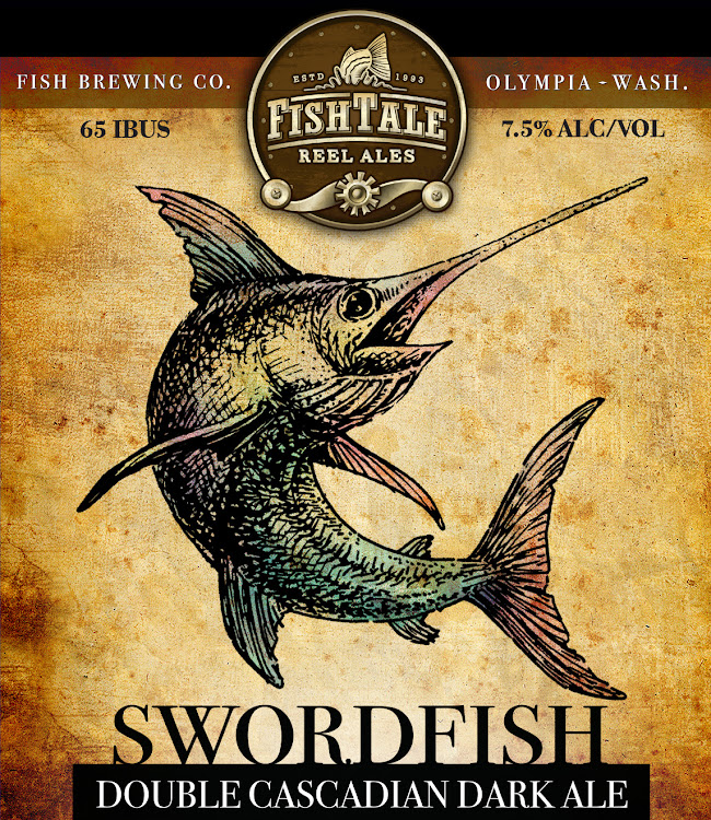 Logo of Fish Tale Swordfish Double CDA