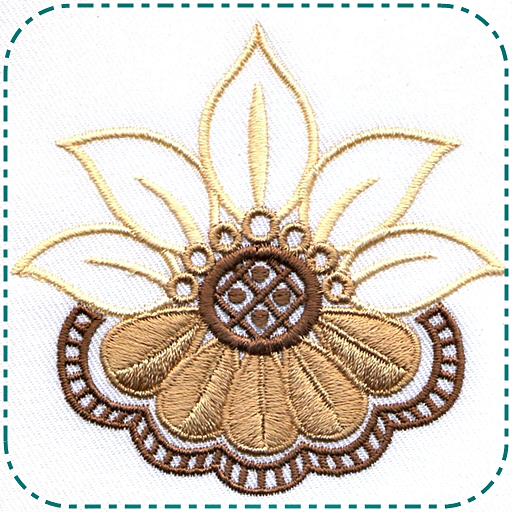 Embroidery Stitch Patterns And Samples Android APK Download Free By EMDE