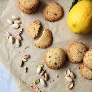 Pistachio Almond Cookies Recipes