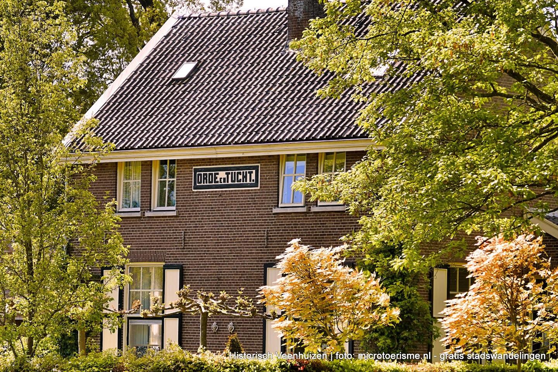 Aangeboden door: Stichting Microtoerisme InZicht Fotoblog Veenhuizen Woning stichtelijk orde en tucht