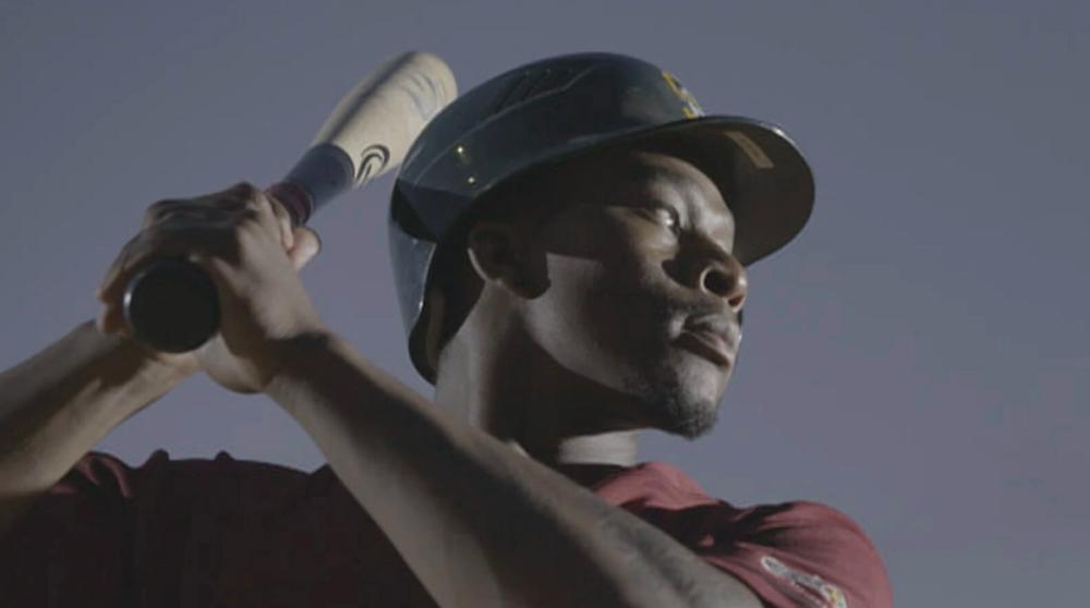 Heavy hitter: Gift Ngoepe's amazing journey to baseball stardom