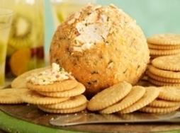 Sweet & Savory Cheese Ball Recipe