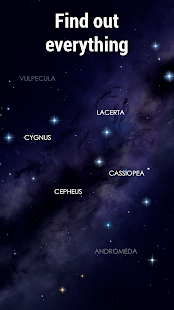 Star Walk 2 - Night Sky View and Stargazing Guide Screenshot