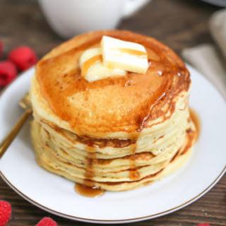 My Favorite Buttermilk Pancakes