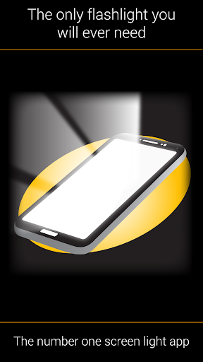 Screen Flashlight 4.3 screenshots 1
