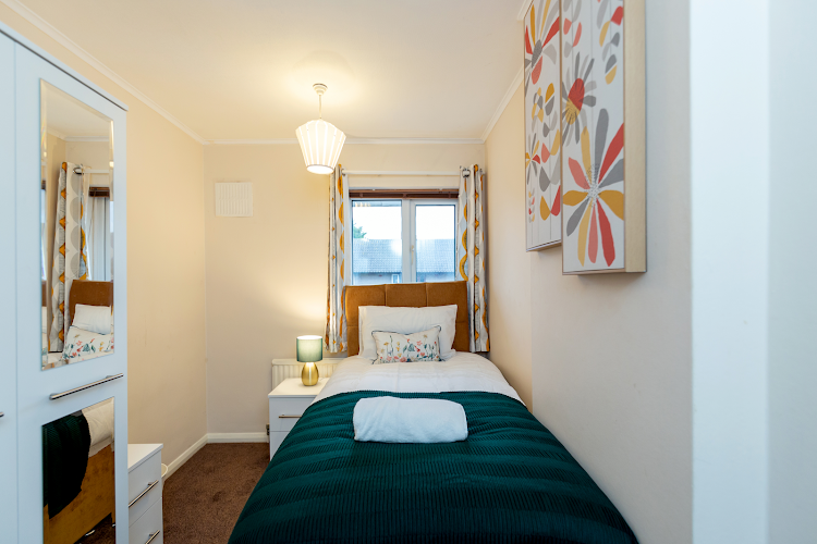 Bedroom at Chadwell Heath