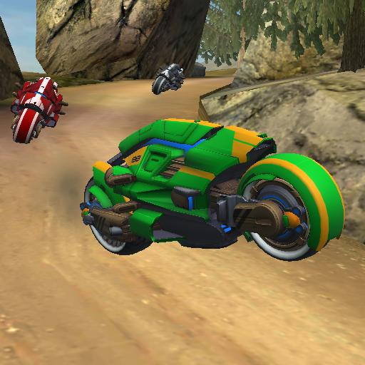 模擬App|sci fi bike hill racer 2017 LOGO-3C達人阿輝的APP