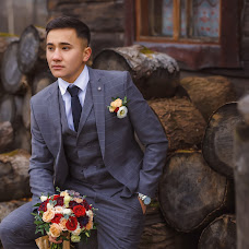 Wedding photographer Dmitriy Sergeev (DSergeev). Photo of 19.02.2018