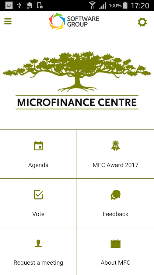 MFC Conference- screenshot