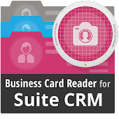 Free Business Card Scanner for Suite CRM