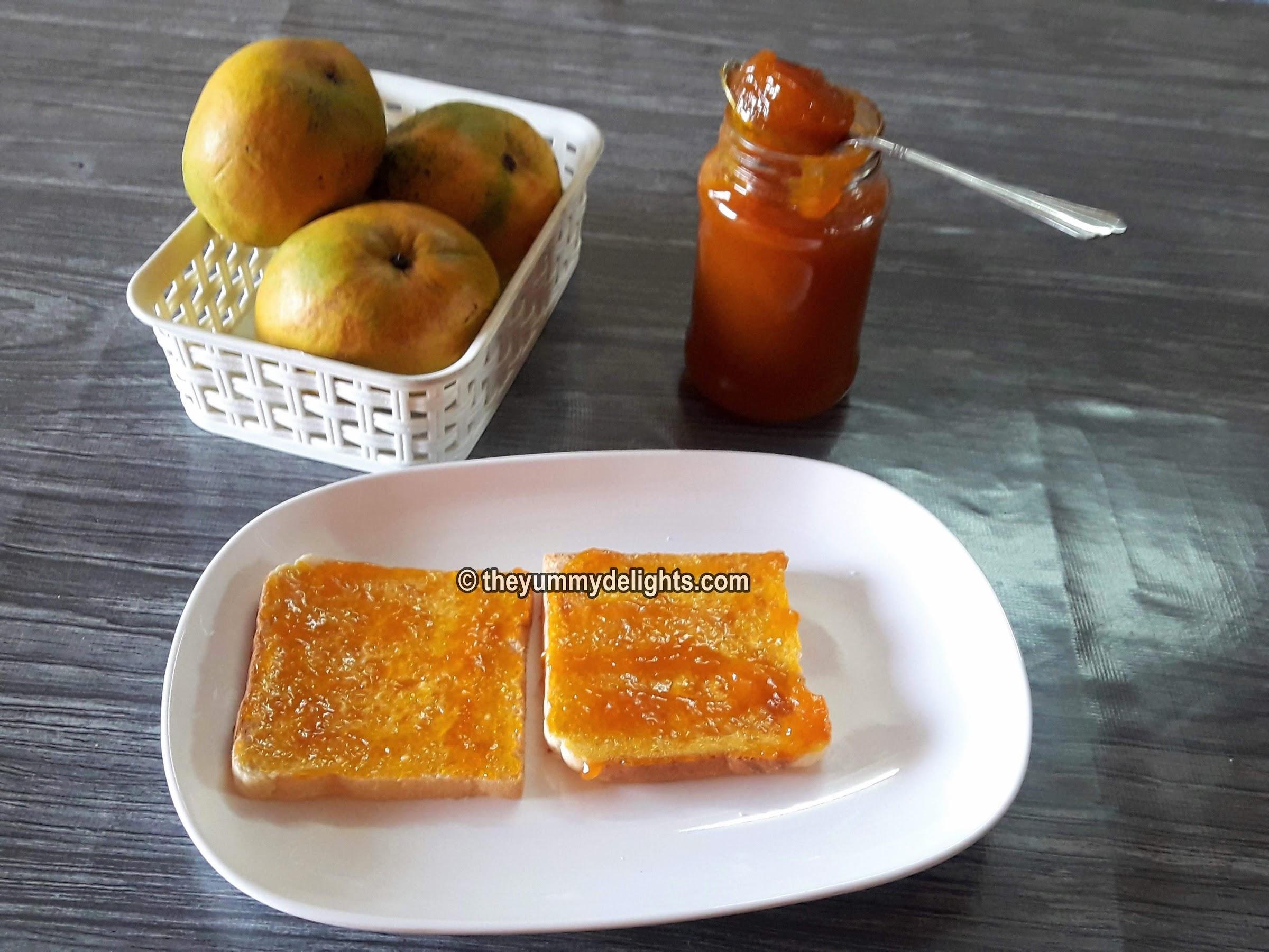 how to make mango jam